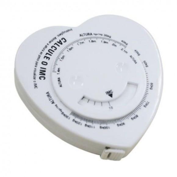 Fita  Métrica Para Calcular  IMC  INCOTERM 12,5cm
