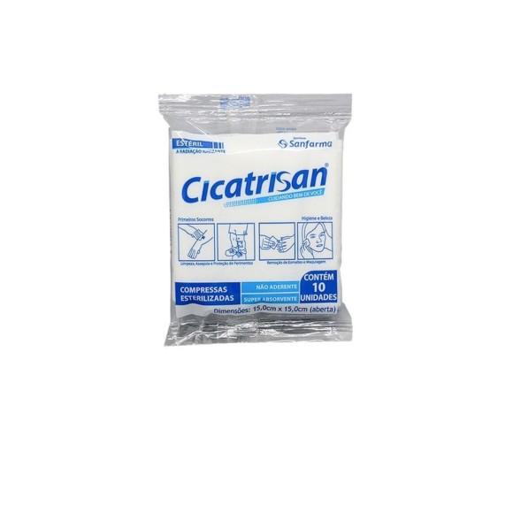 Compressa De Gaze Estéril - Cicatrisan