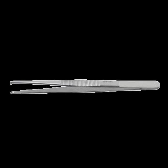 Pinça Anatômica dentes Dente De Rato 12cm - Golgran