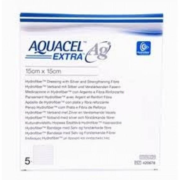 Curativi Aquacel Ag Extra  10cm x 10cm 1 unidade