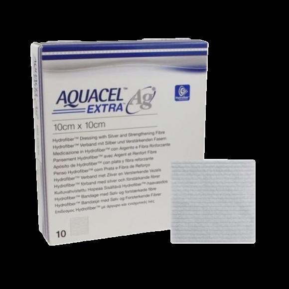 Curativo Aquacel Ag Extra 10cm x 10cm (1 unidade)