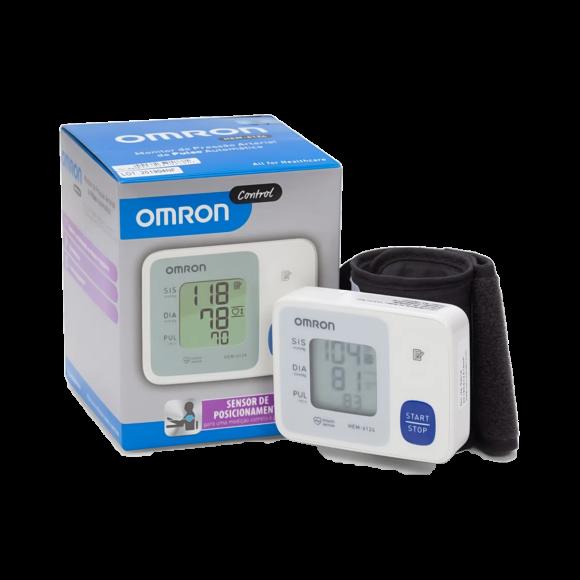 Monitor De Pressão Digital Pulso - OMRON Hem 6124