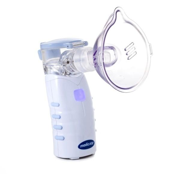 Inalador Nebulizador Portátil Md4000 - Medicate