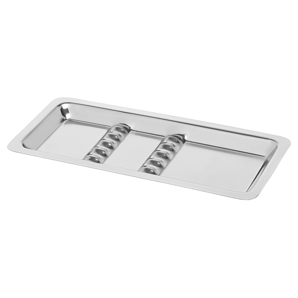 Bandeja Odontológica Para 6 Instrumentos 22x9x1,5 cm - Econox