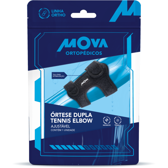 Tennis Elbow Ajustavel Dupla Mova