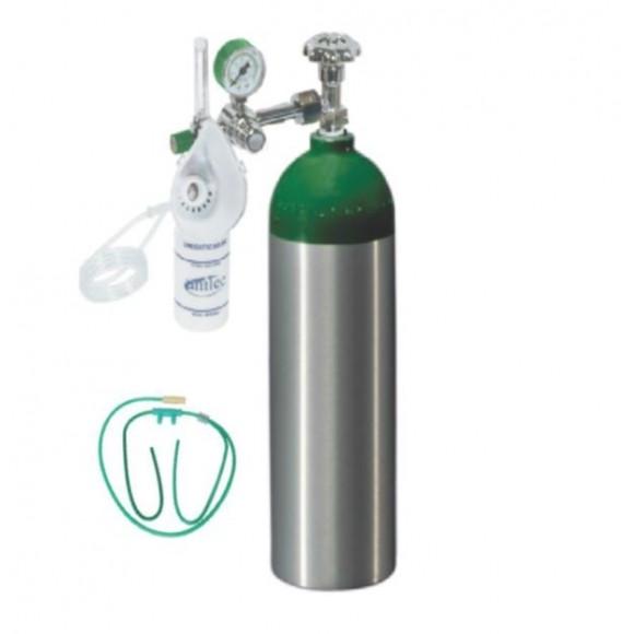 Cilindro Para Oxigenação De Alumínio 2,9 Litros