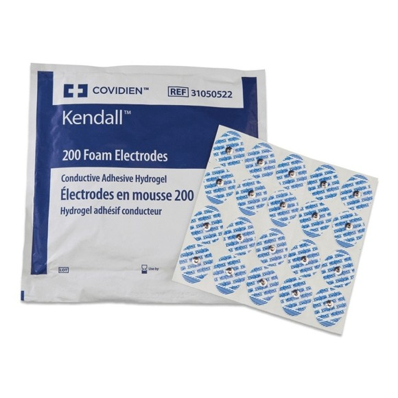 Eletrodos Descartáveis - Meditrace - 100 Unidades